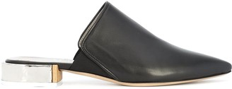 AGL Pointed-Toe Mules