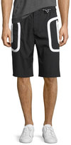 Givenchy Drawstring Athletic Shorts