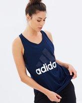 adidas Essentials Linear Logo Tank
