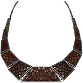 House Of Harlow Serene Serpentine Collar Necklace