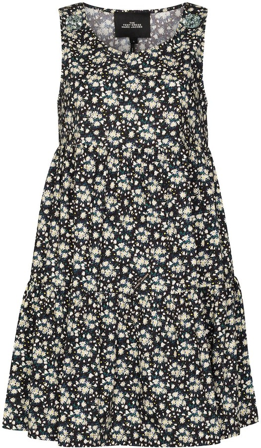 Thumbnail for your product : Marc Jacobs Liberty floral-print dress