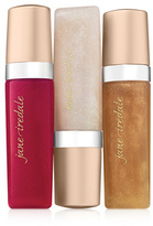 Jane Iredale Champagne on Ice Lip Gloss Kit