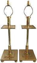 One Kings Lane Vintage,  Lamp, Gold, In Stock
