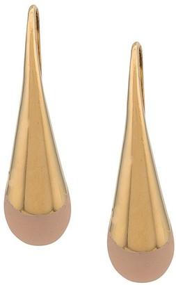 Marni Contrast Details Earrings