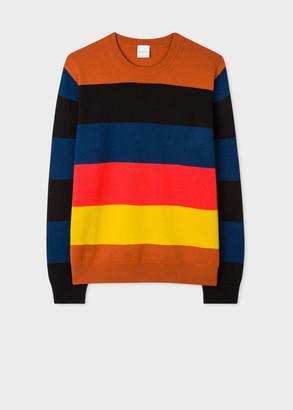 Men's 'Artist Stripe' Lambswool Sweater