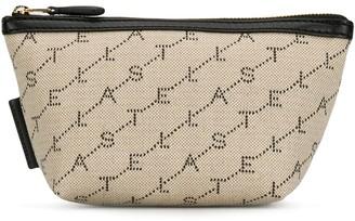 Stella McCartney Monogram Makeup Bag