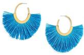 BaubleBar Women's Shani Hoop Earrings