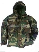 US Army Contactor Tenesse / Golden / Valley New US Army Cold Wet Weather Gen 1 ECWCS Woodland Goretex Parka Jacket Coat (/Regular)