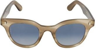 L.G.R Turkana Cat-Eye Acetate Sunglasses