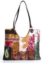 Jamin Puech Multi-Color Sequin Design Small Tote Handbag LL19LL