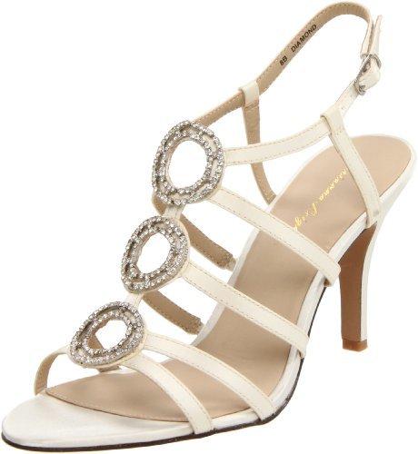 Brianna Leigh Women's Diamond Sandal