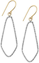 Macy's Diamond Accent Marquise Drop Earrings in 14k Gold