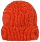 Oliver Bonas Mohair Turn Up Beanie Hat