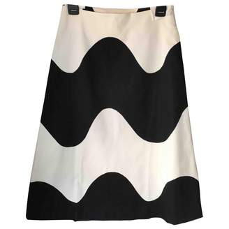 Marimekko Cotton Skirt for Women