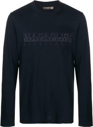 Napapijri contrast logo jumper
