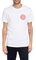 Obey Men's 'Propaganda Company' Graphic Crewneck T-Shirt