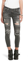 Denim & Supply Ralph Lauren D&S Morgan Crop Skinny Jean