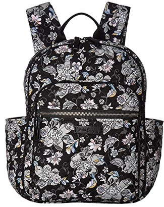 Vera Bradley Iconic Small Backpack (Holland Garden) Backpack Bags