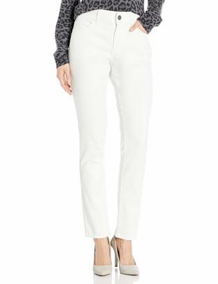 Lee Indigo Women's White Denim Skinny Jean 8A