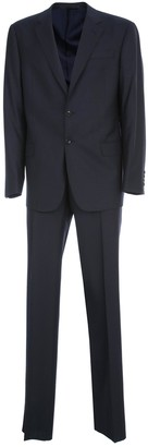 Giorgio Armani Chevron Formal Suit