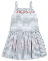 Halabaloo Little Girl's & Girl's Stripe Dress