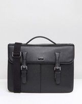 Ted Baker Satchel In Leather