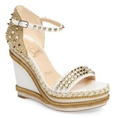 Christian Louboutin Women's Madmonica Platform Sandal