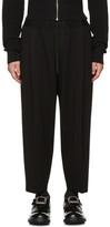 McQ Black Taigen Lounge Pants