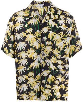 Loewe Daisy Print Shirt