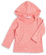 Pinc Premium Girls 2-6x Heathered Hoodie