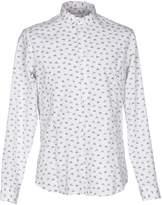 Grey Daniele Alessandrini Shirts - Item 38597767