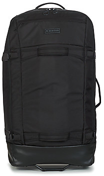 Burton MULTIPATH CHECKED TRAVEL BAG women's Soft Suitcase in Black