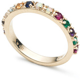 Lulu Frost *New* Code 10Kt 'Always And Forever' Ring