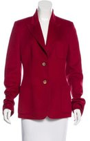 Michael Kors Virgin Wool & Angora Blazer