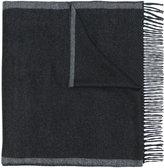 Salvatore Ferragamo bi-colour scarf - men - Silk - One Size