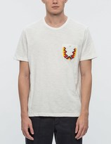 YMC Beaded Pocket S/S T-Shirt
