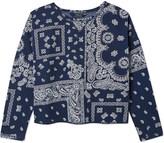 Ralph Lauren Bandana print sweatshirt 7-14 years