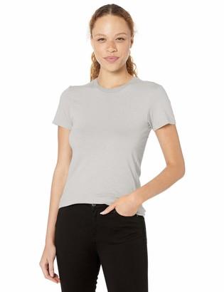 Marky G Apparel Women's Fine Jersey Short Sleeve T-Shirt