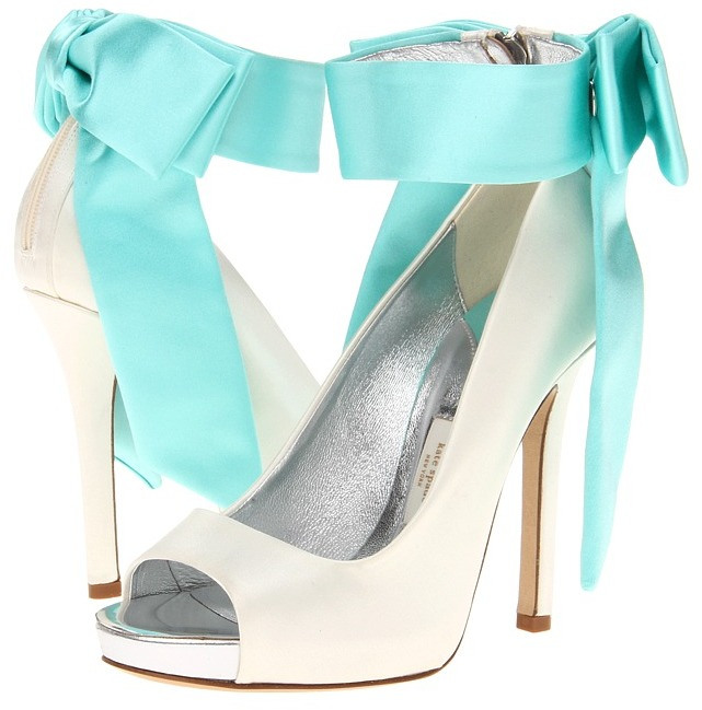 Kate Spade Grande Bow High Heel