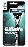 Gillette Mach3 Men's Razor with 1 Razor Blade Refill, Mens Razors / Blades