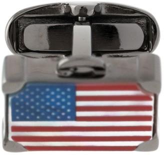 Paul Smith USA flag cufflinks