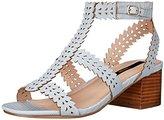 Kensie Women's Hepburn Heeled Sandal
