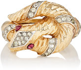 Stazia Loren Women's Snake-Shaped Ring