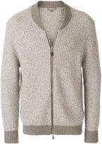 N.Peal cashmere bomber jacket