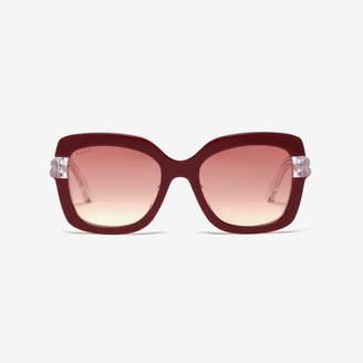 Bally Glacier D-Frame Sunglasses