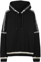 Dolce & Gabbana Black Printed Sweatshirt