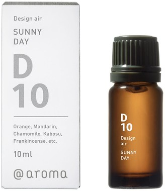 Aroma D10 Sunny Day Essential Oil Blend - 10 ml