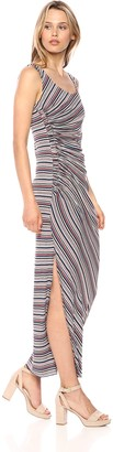 Bailey 44 Women's Duststorm Ruched Maxi Dress