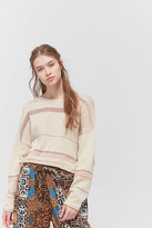 Urban Outfitters Ellie Striped Boatneck Sweater
