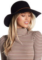 Phenix Round Crown Felt Wool Wide Brim Hat